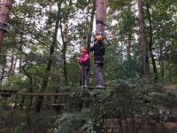 Der richtige Weg im Kletterpark